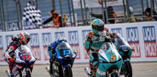 Magic Masia Takes Hondas 800th Win 01