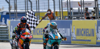 Masia Rules At Motorland To Become Hondas 100th Different Winner 01