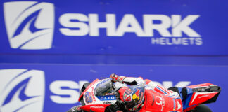 Miller Takes The Reins On A Tricky Day 1 At Le Mans 01