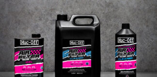 Muc Off Launches New Air Filter Cleaner And Oil Range 01