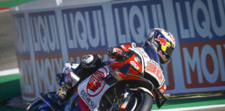Nakagami Knocks It Out The Park On Friday 01