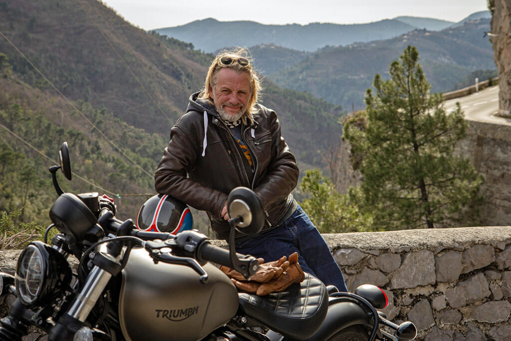 New Series Of The Motorbike Show In November 02