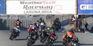 Ohara Wins Baggers Debut At Laguna Seca 01