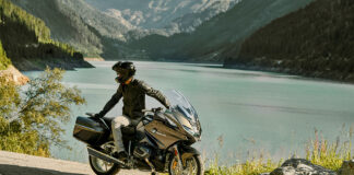 The New Bmw R 1250 Rt 05