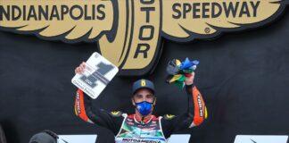 Petersen Landers Crowned At Indy 01