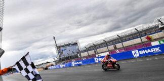 Petrucci Paints A Wet Weather Masterpiece At Le Mans 01