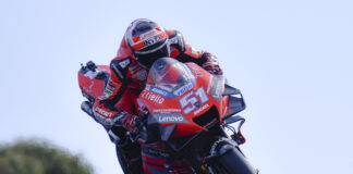 Pirro Ends Portimao Test On Top For Ducati 01