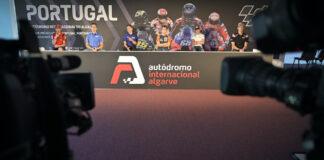 Press Conference Kicks Off The Portimao Test 01