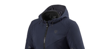 Revit Afterburn H2o Ladies Jacket 01