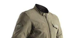 Rst Isle Of Man Crosby Textile Jacket