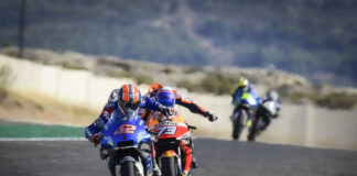 Rins Reigns Motorland Mir Takes The Championship Lead 01