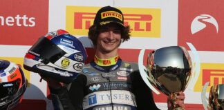 Rory Skinner Aiming To Become Youngest British Supersport Champion At Donington Park This Weekend