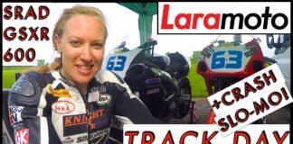 Laramoto Does A Track Day