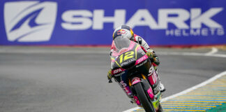 Salac Denies Fenati To Top Mixed Friday In France 01