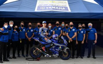 Sofuoglu Continues Yamaha Blu Cru Support For Second Worldssp300 Season 01