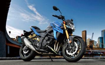 Suzuki Releases New Colours For Gsx-s750