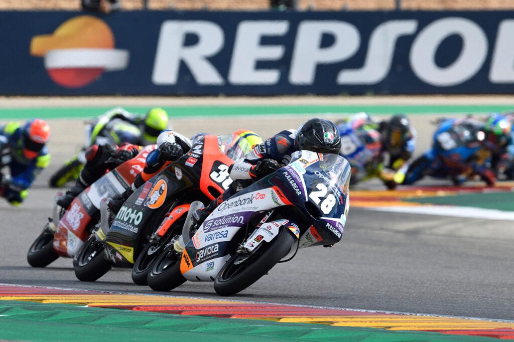 Title Battles Still Alive After Sensational Sunday At Aragon