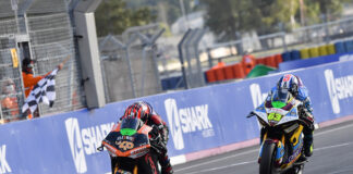 Torres Takes The Reins After Dramatic Race 1 At Le Mans 01