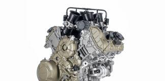 V4 Granturismo: The Engine For The Next Generation Of Ducati Multistrada