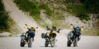The New Bmw R 1250 Gs And R 1250 Gs Adventure.