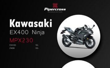 Pipercross Performance Air Filter Now Available For Kawasaki Ex400 Ninja Z400 18 01