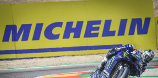 Vinales Leads A Yamaha Lockout As Action Begins At Aragon 01