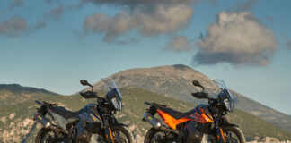The Ultimate Gravel Traveller Introducing The New Ktm 890 Adventure 02
