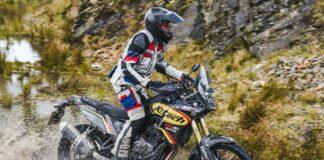 K-tech Yamaha Tenere Adventure Bike Test Days At Mick Extance Off-road Experience