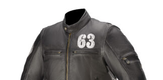 Alpinestars Sixty Three Leather Jacket 01