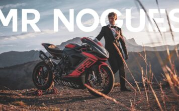 """Mv Agusta Extreme Riding Is Back With """"mr Nogues Ii"""""""