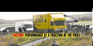 The Uk's Top Motocross Riders Test K-tech Suspension