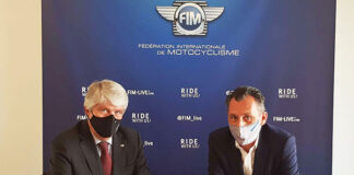 FIM Eurosport Events agree new partnership to promote Speedway globally over the next 10 years 01