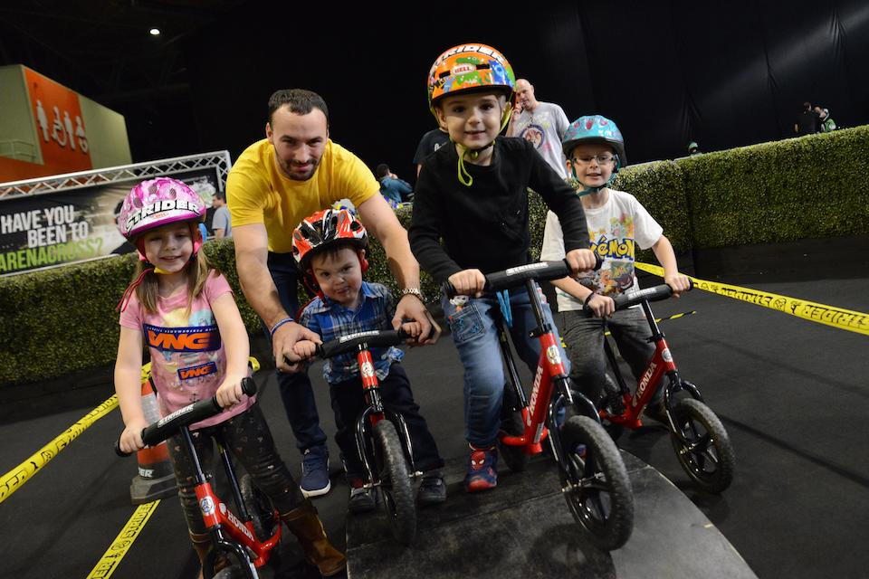 10 Ways To Get On Two Wheels At Motorcycle Live