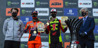 2020 Fim Motocross World Championship Season Concludes In Italy