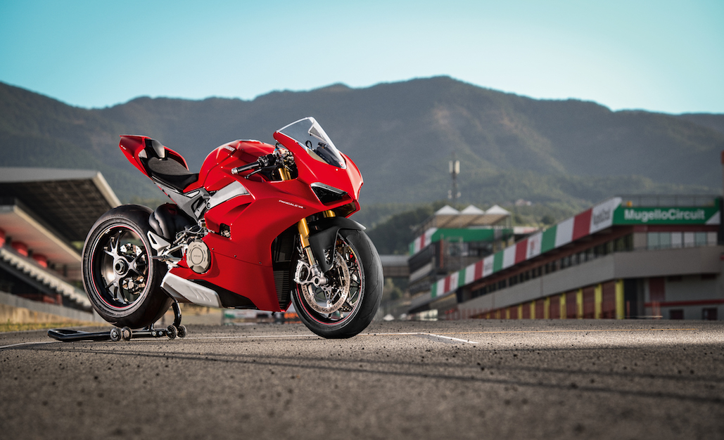 A New Era Begins As The Panigale V4 Is Delivered To European Dealerships
