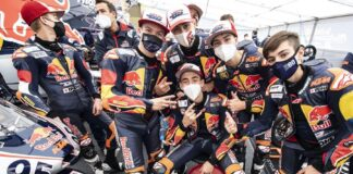 Acosta – But Only Just In Valencia Rookies Cup Qualifying