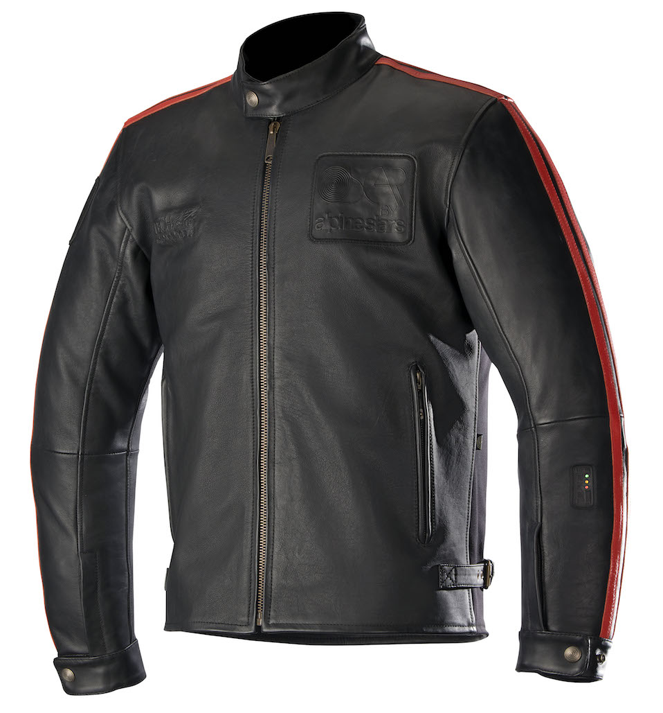 Alpinestars – Charlie Leather Jacket Tech-air Compatible