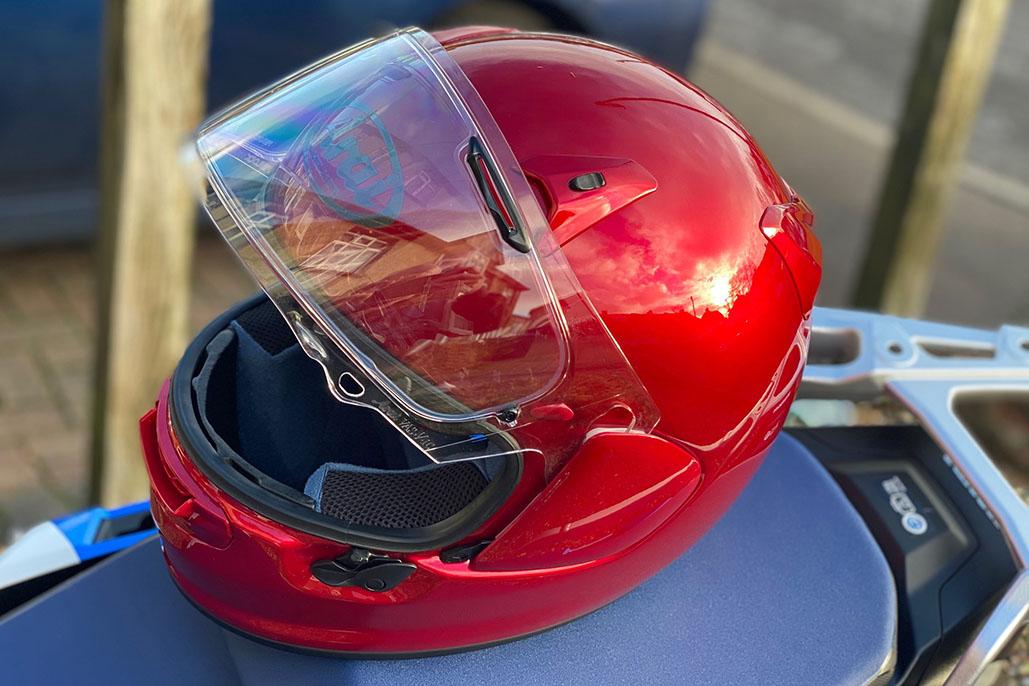 Arai Profile V Helmet Review