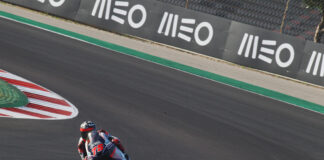 Arenas Opens Pivotal Portugal Weekend On Top
