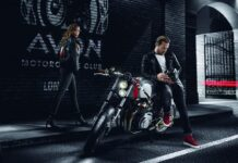 Avon Tyres Launches Roadrider Mkii Sport Touring Motorcycle Tyre