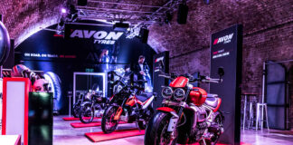 Avon Tyres Presents New Motorcycle Tyre Products At Global Dealer Conference