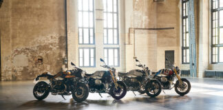 Bmw Motorrad At The Custombike Show 2018