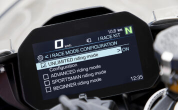 Bmw Motorrad Presents The Irace Kit For The S 1000 Rr.