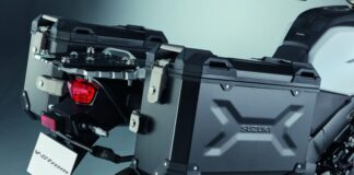 Be Adventurous This Year With Free Luggage On Suzuki's V-strom Range