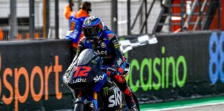 Bezzecchi Wins, Lowes Crashes As Moto2 Takes Another Twist In Valencia