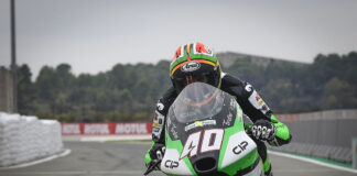 Binder Takes First Career Pole Arenas And Ogura Line Up Sixth And Seventh 01