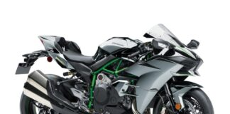 "Bonneville Speed Week Unveil For 2019 ""power Up"" Ninja H2"