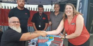 Charity Bike-builder Back In Business
