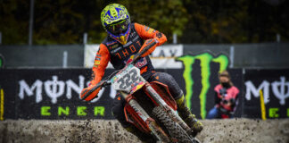 Cairoli wins on home soil at the MXGP of Trentino 01