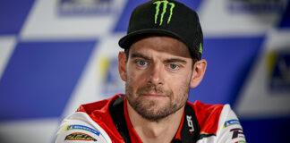 Cal Crutchlow Joins Yamaha As Official Motogp Test Rider